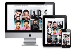 Diseño de Página Web para NY Custom Furnishing